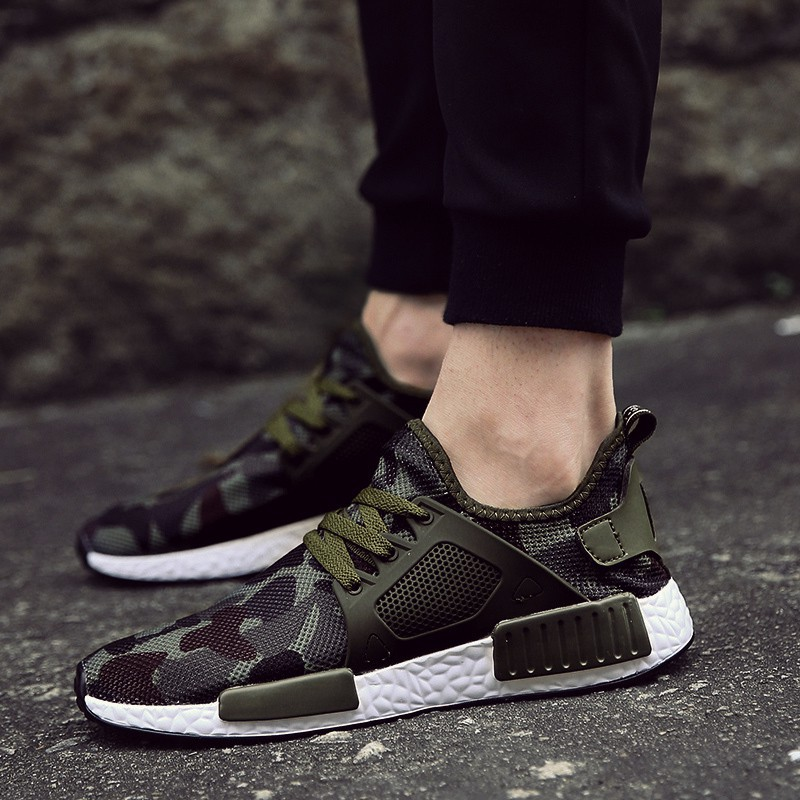 crazy price recognized brands on feet at Size 39-46 Adidas NMD XR1 (#5)Men Shoes Big