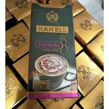 KAK ELL ENERGY COFFEE MOCHA  ADVANCE FORMULA 10SACHET 100% ORIGINAL HQ+FREEGIFT