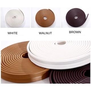 3cmx5m Wainscoting Pvc Type Or Foam Type Wall Skirting