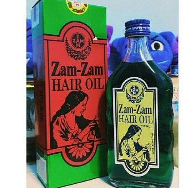 ZAM ZAM HAIR OIL ORIGINAL