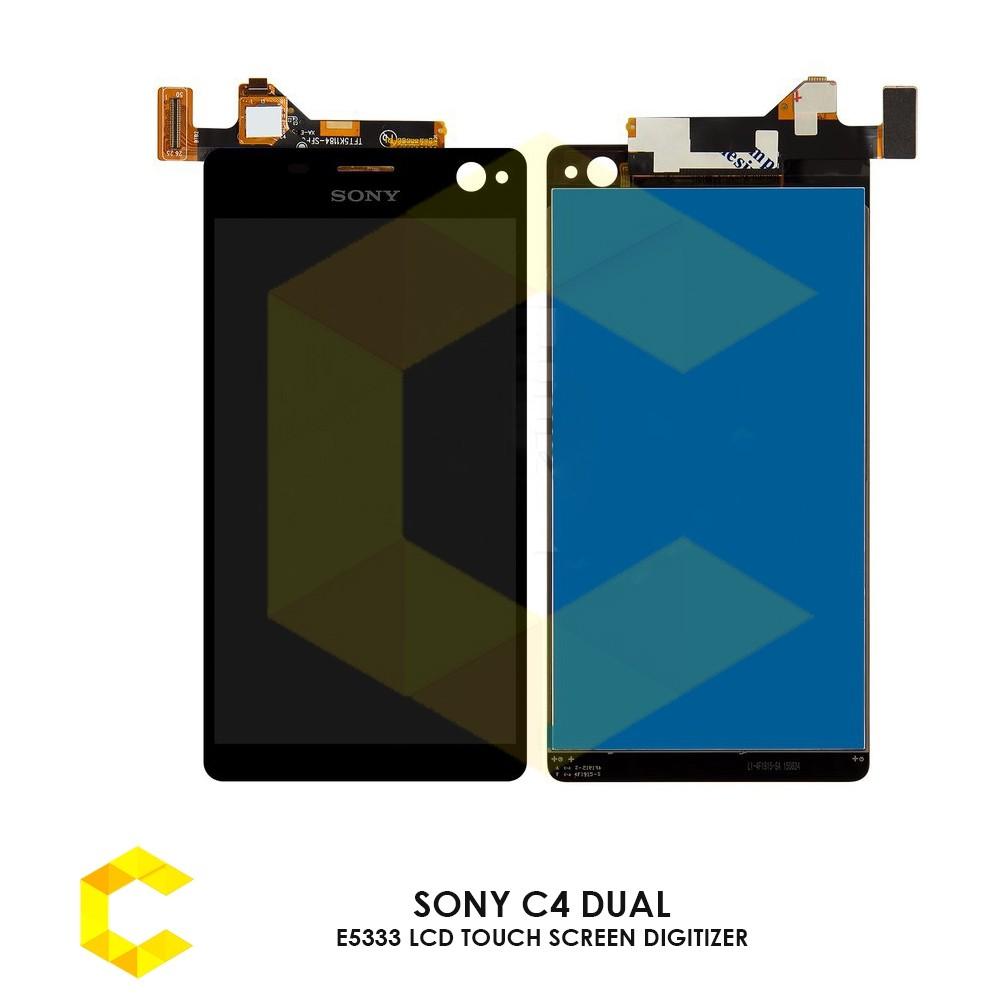 Sony Xperia C4 DUAL E5333 LCD Touch Screen Digitizer  ca6a568137