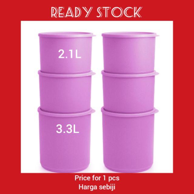 READY STOCK TUPPERWARE SUMMER FRESH PRICE FOR 1PCS