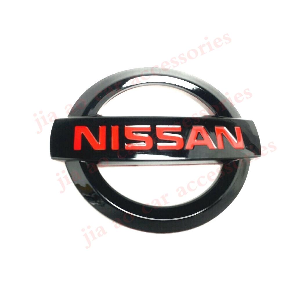 GLOSS BLACK TRUNK EMBLEM BADGE FOR NISSAN 370Z