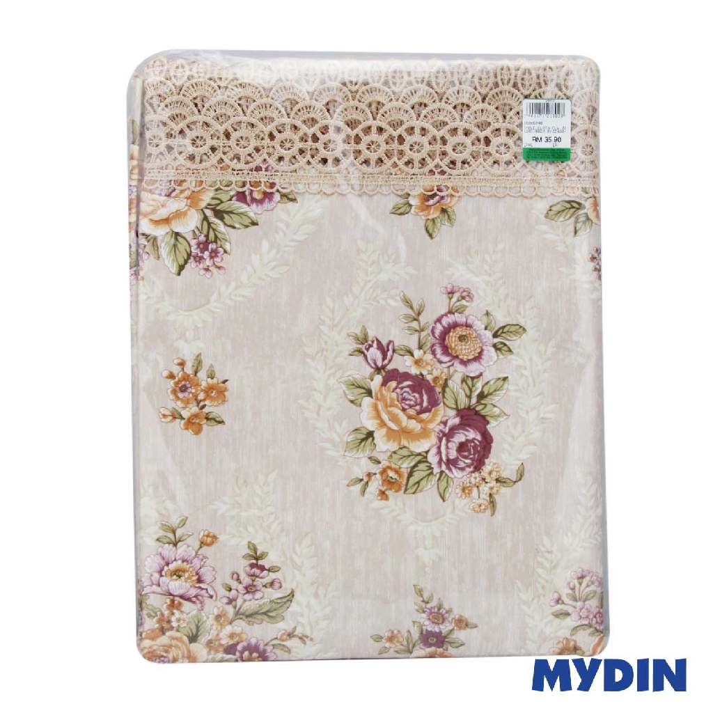 Flower Table Cloth RYJ2400-50 - 120x150cm