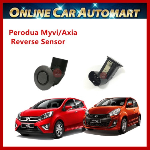 Perodua Myvi Axia All model Reverse Sensor