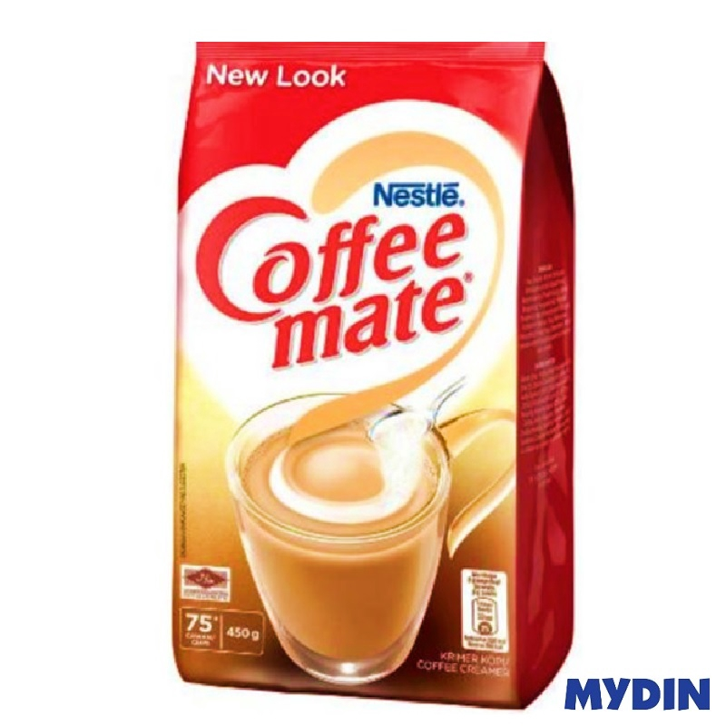 Coffee Mate Refill Pouch (450g)