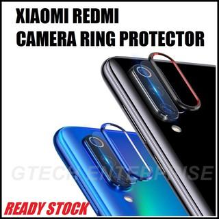 Xiaomi Mi 9 SE 9T Redmi Note 7 K20 Pro Back Camera Protector Aluminium Ring | Shopee Malaysia