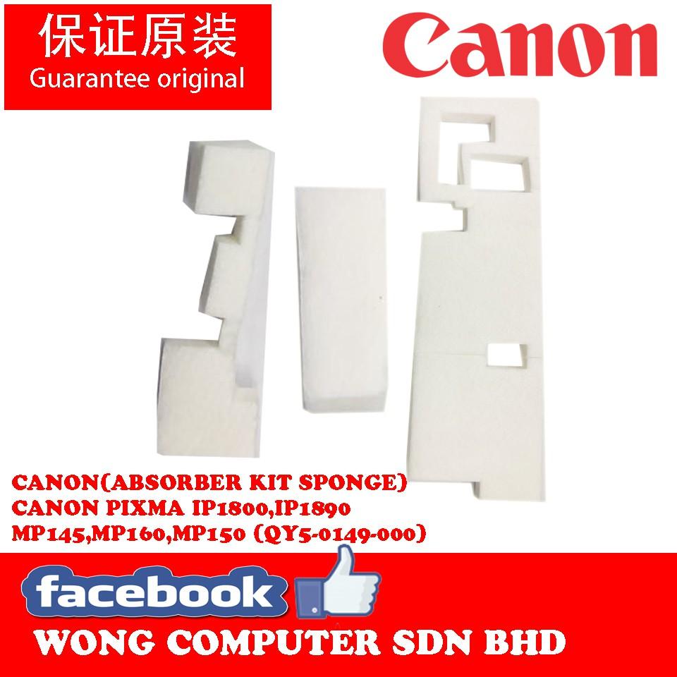 Canon g2000 ink absorber full reset
