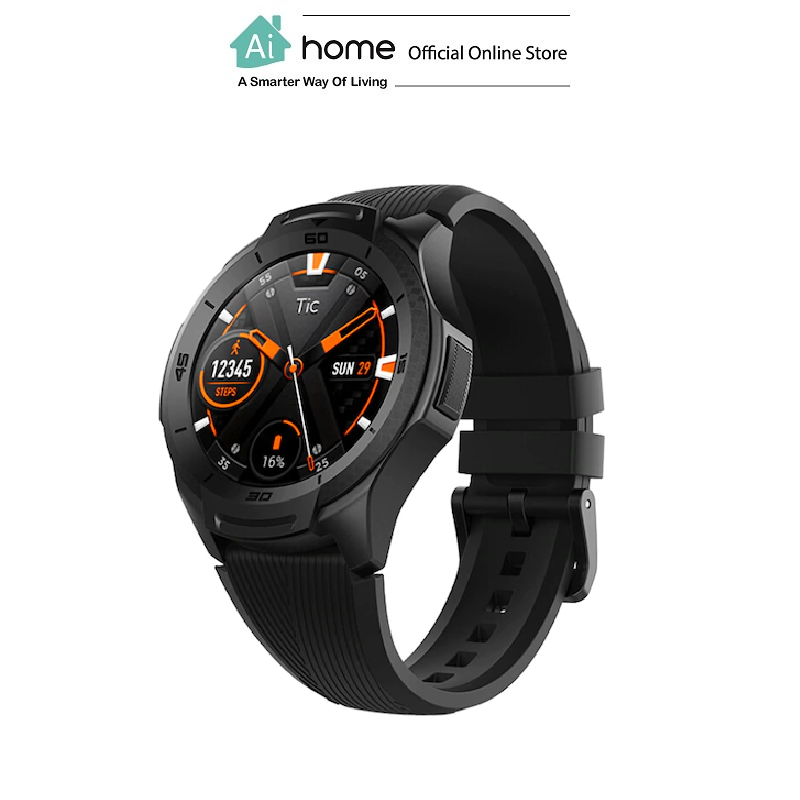 TicWatch S2 (Smart Watch) with 1 Year Malaysia Warranty [ Ai Home ]