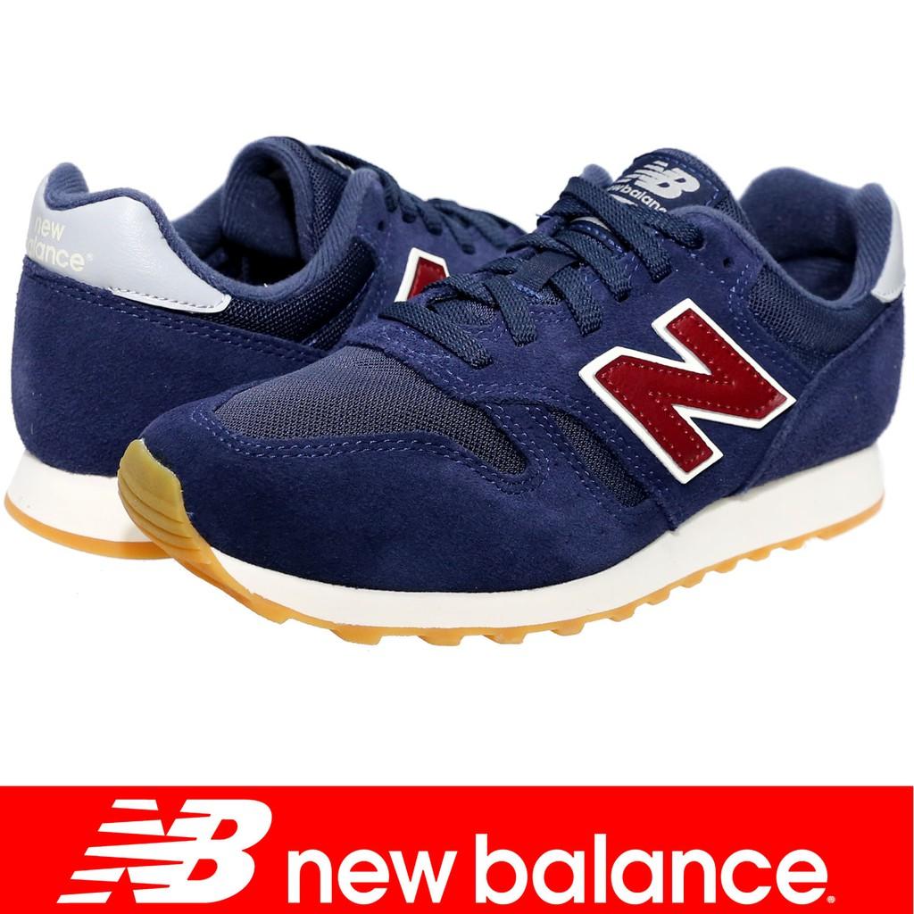Shoes King New Balance Ml373nrg - Blue Classic Retro Shoes 702nb