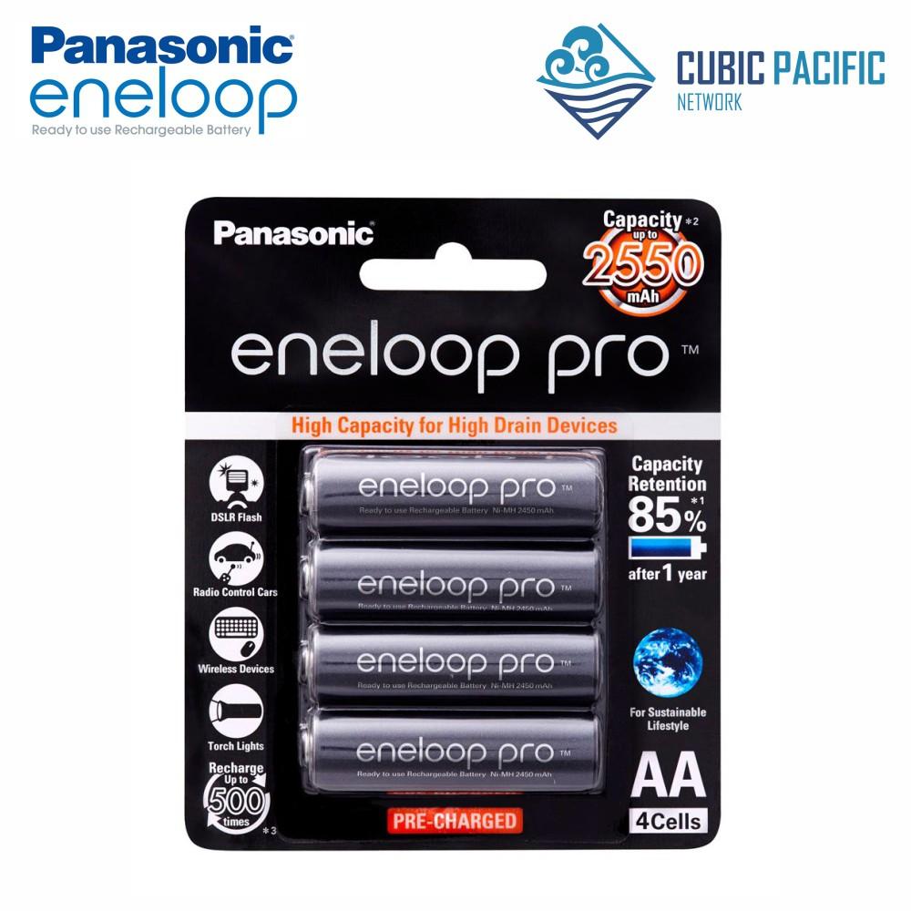 Panasonic Eneloop Aaa Battery Rechargeable 800mah 4pcs Bk 4mcce 4bt Sanyo 2pcs Shopee Malaysia