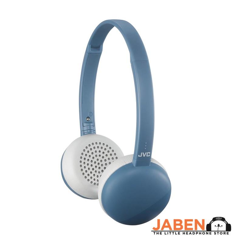 JVC HA-S20BT Colorful Bluetooth On-Ear Headphones