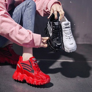 尚森女鞋 White Shoes\Wild White Shoes\Casual Leather Pedal Lazy Shoes