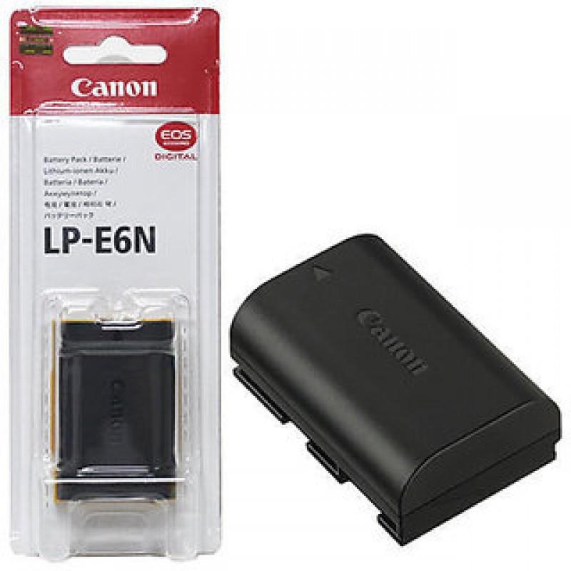 Batería canon lp-e6n