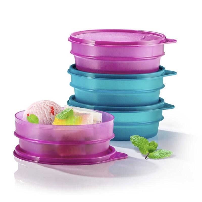 Tupperware Sweet Stackable (4pcs) 500ml