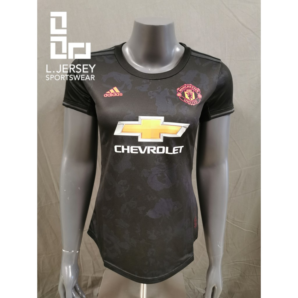 Manchester United Women 3rd Kit Season 19/20 CLIMALITE Fans Jersey