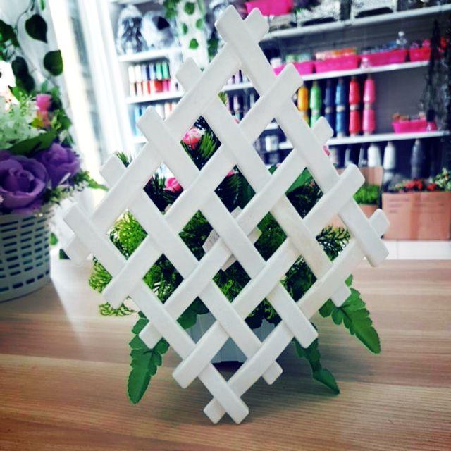 🌷🌿 Flower Frame (27cm x 20cm ) 1 pcs 🌷🌿