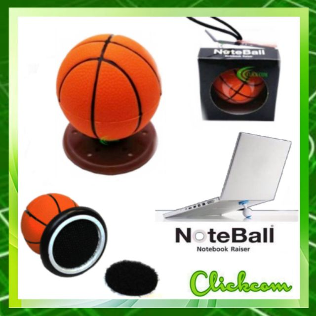 Noteball ลูกบอลรองโน๊ตบุ๊ค