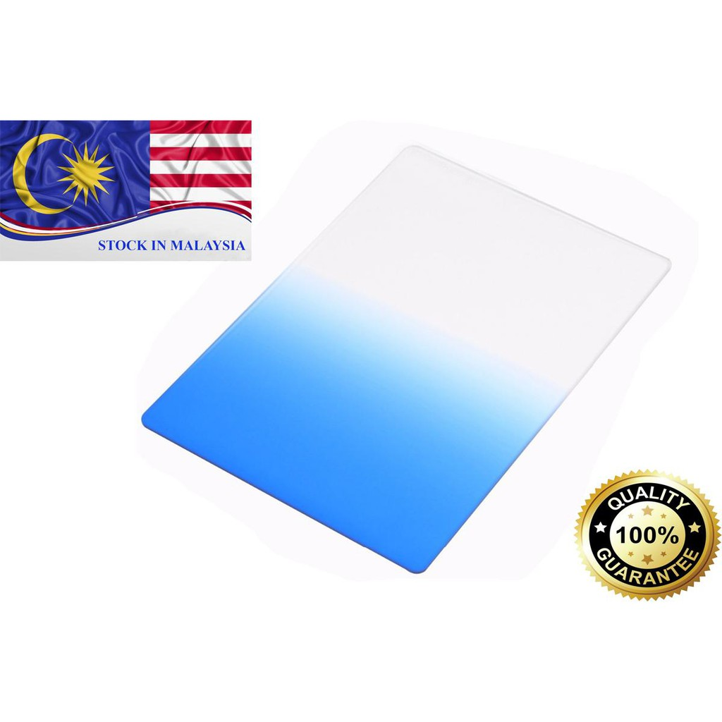 Gradual Colour Bluesky Filter for Cokin P series (Ready Stock In Malaysia)