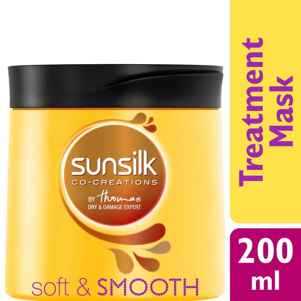 Sunsilk Soft Smooth Shampo 160ml Shopee Malaysia