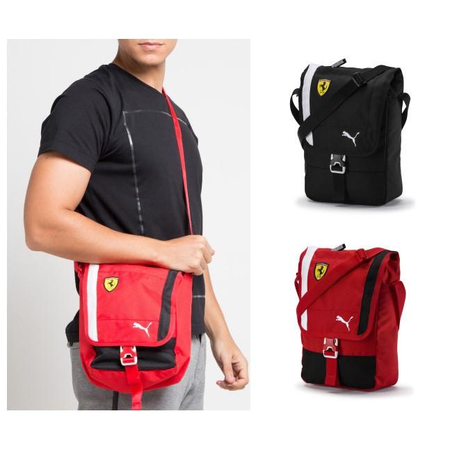 db8c0b77c001b Puma Scuderia Ferrari Fanwear Portable Cross Body Sling Bag