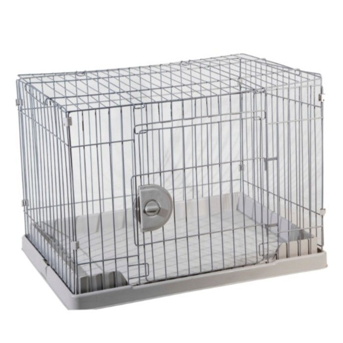 Clover Pet Cage / Cat Cage / Dog Case With Top Cover