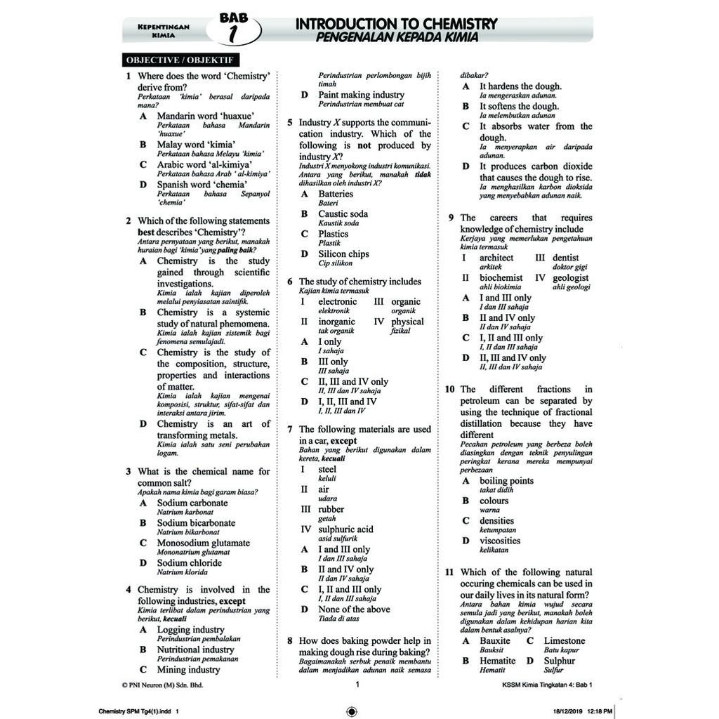 Jawapan Latihan Formatif Buku Teks Fizik Tingkatan 4 Kssm