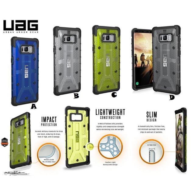 low priced 7021b 65b89 Samsung Galaxy S7 Edge UAG Plasma Maverick Military Case Cover