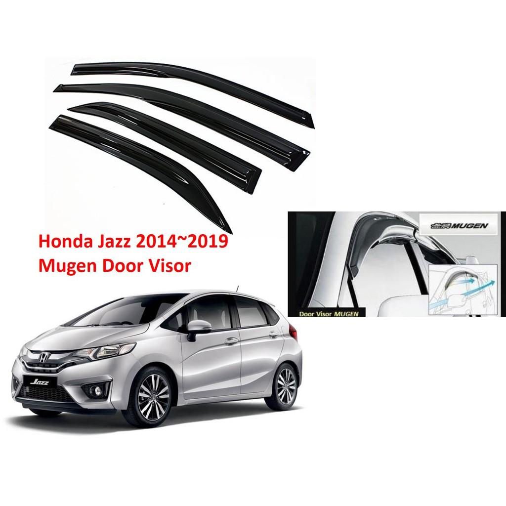 Honda Jazz 2014~2019 Mugen Door Visor