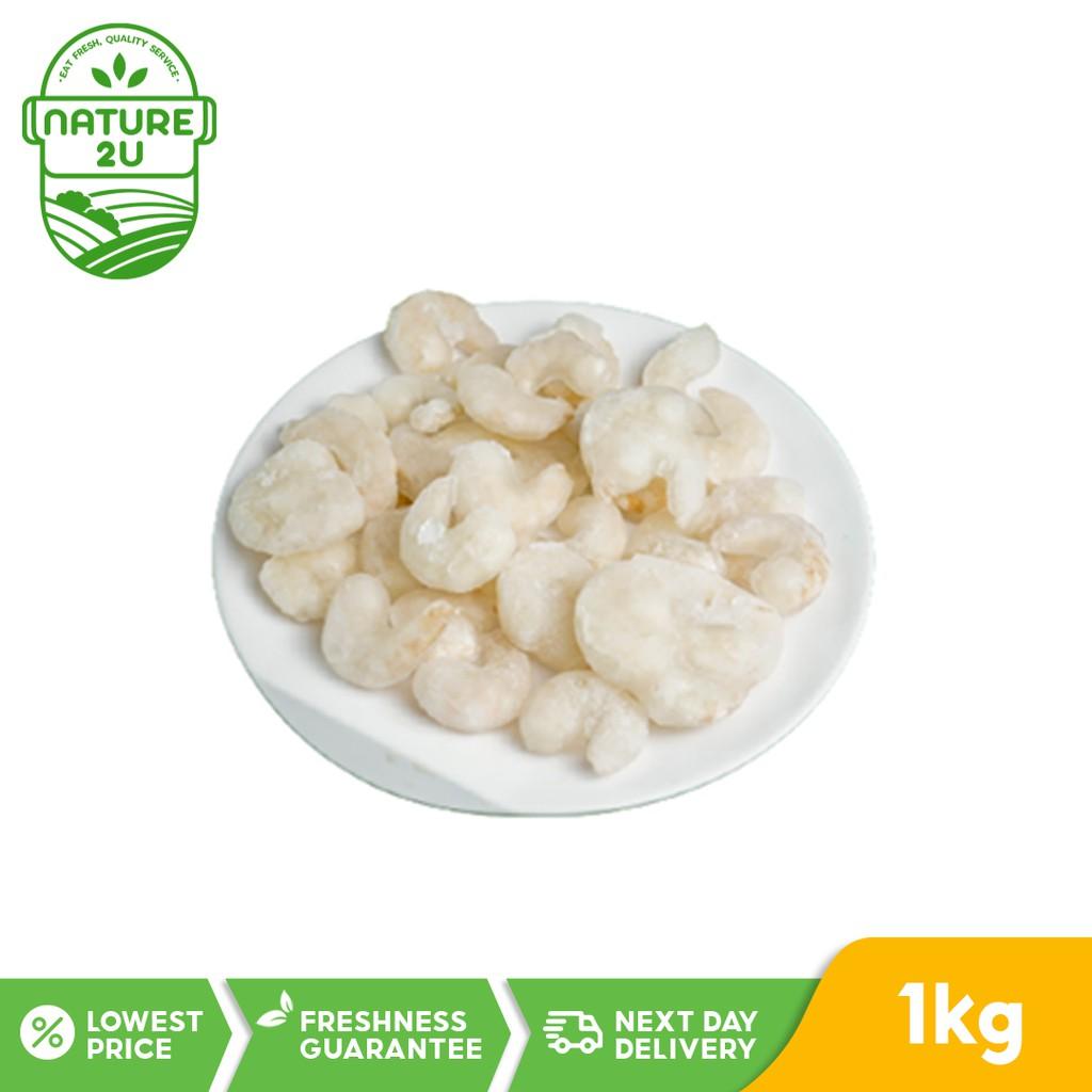 Frozen - IQF Prawn Meat (1kg)
