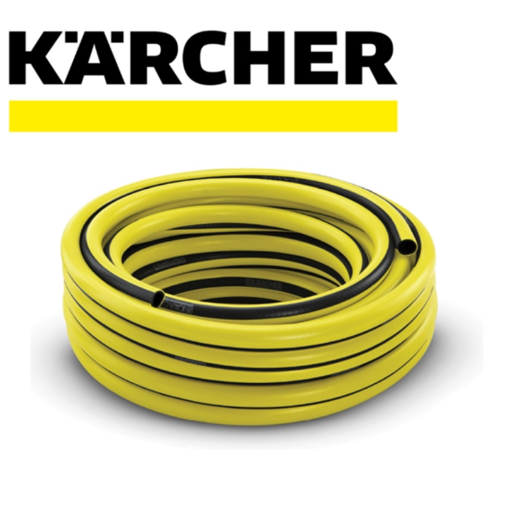 KARCHER 2.645-140 GARDENING SYSTEM 5/8'' INCH  RUBBER HOSE 20M WATER PIPE AIR PAIP