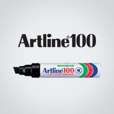 Artline 100 Permanent Marker Pen