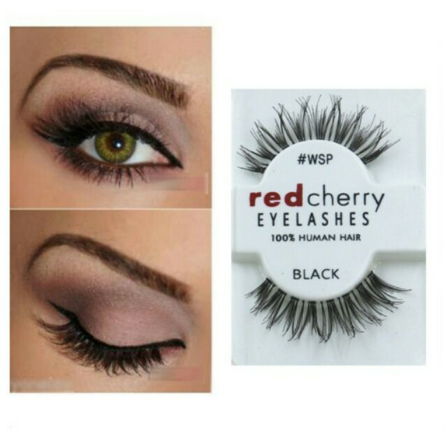 Red Cherry Lashes Shopee Malaysia