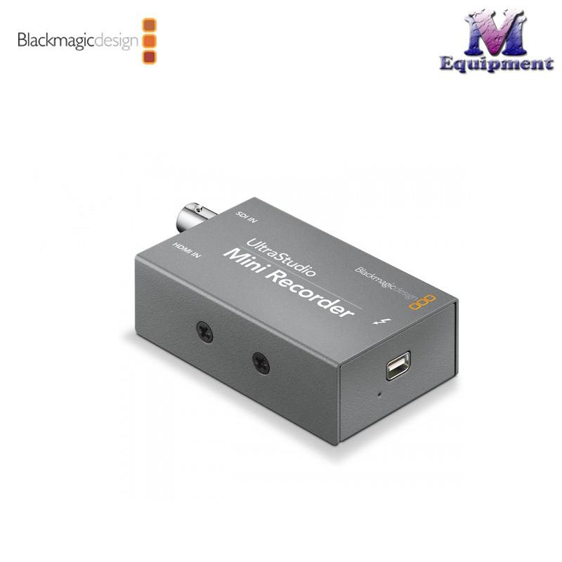 Blackmagic Design Ultrastudio Mini Recorder Shopee Malaysia