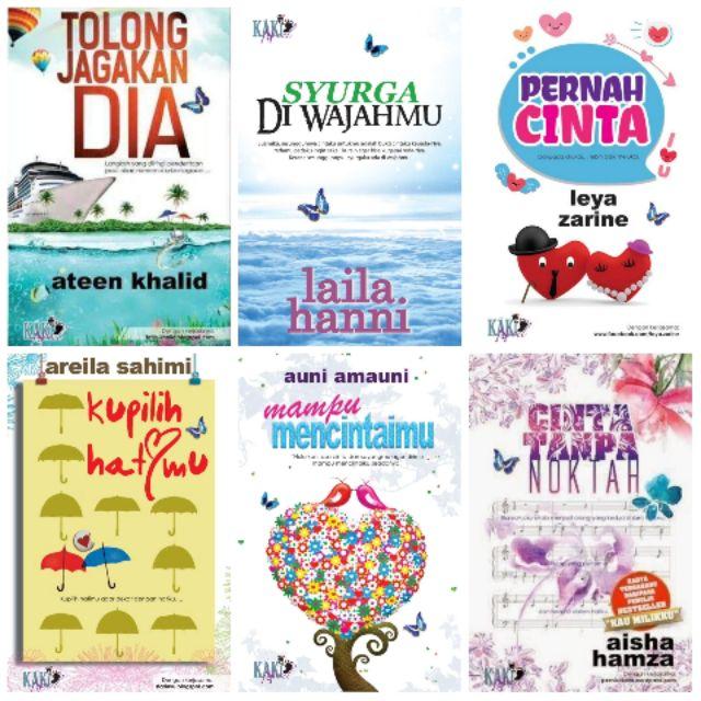 🔥🔥 (NEW) novel melayu pilihan terbaik keluaran Penerbitan Kaki Novel  (pt11) 🌹