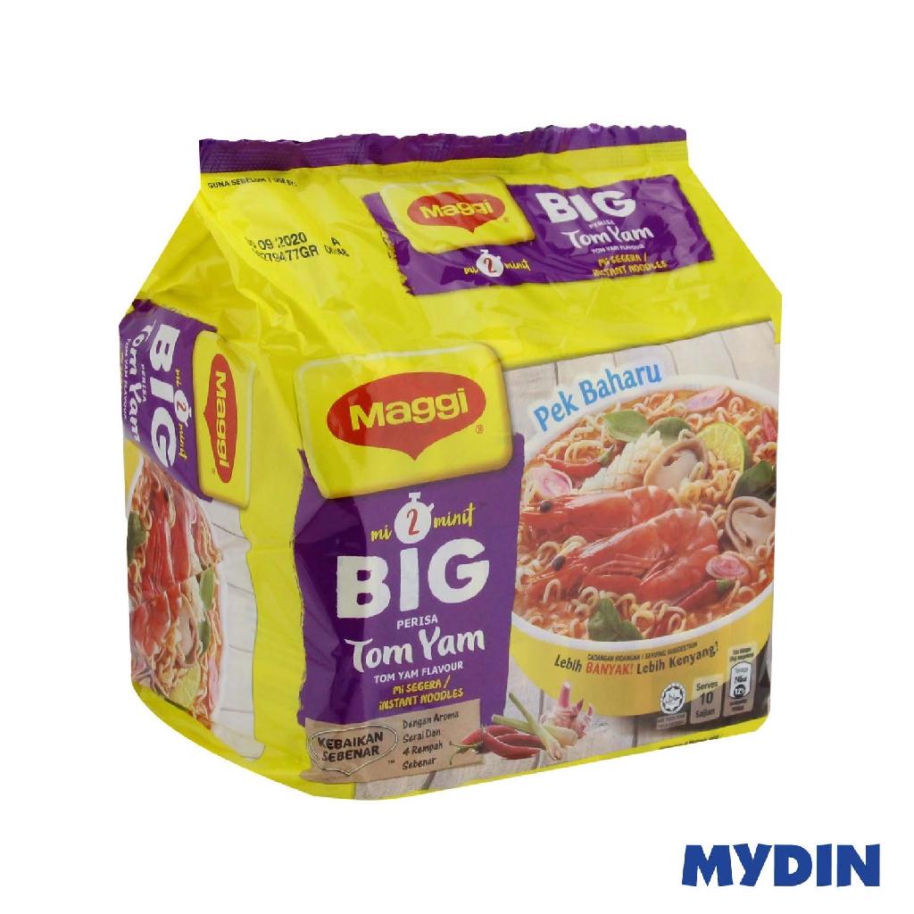Maggi Big Instant Noodles Tom Yam (112g x 5)
