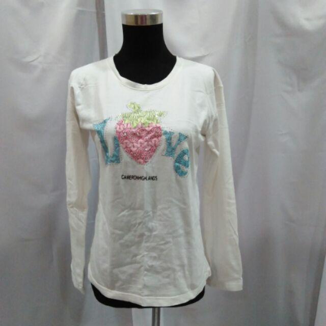Love cameron highland tshirt