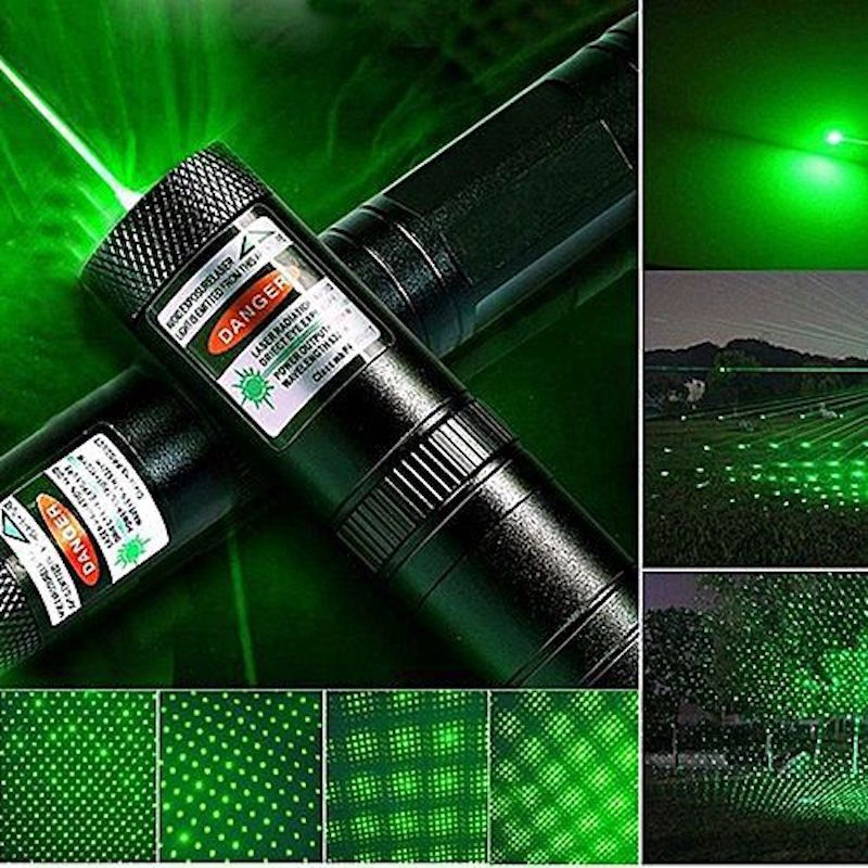 532nm 5mw 303 Green Laser Pointer Laser Pen Rechargeable Visible Beam Light Compact Size Presentation Greenlaser Lazer B