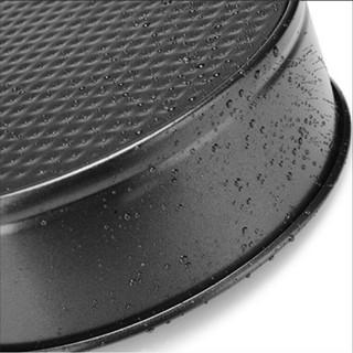 Aluminum Alloy Round Mini Cake Pan Removable Bottom