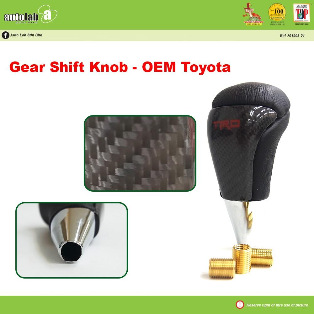 Gear Shift Knob OEM Toyota