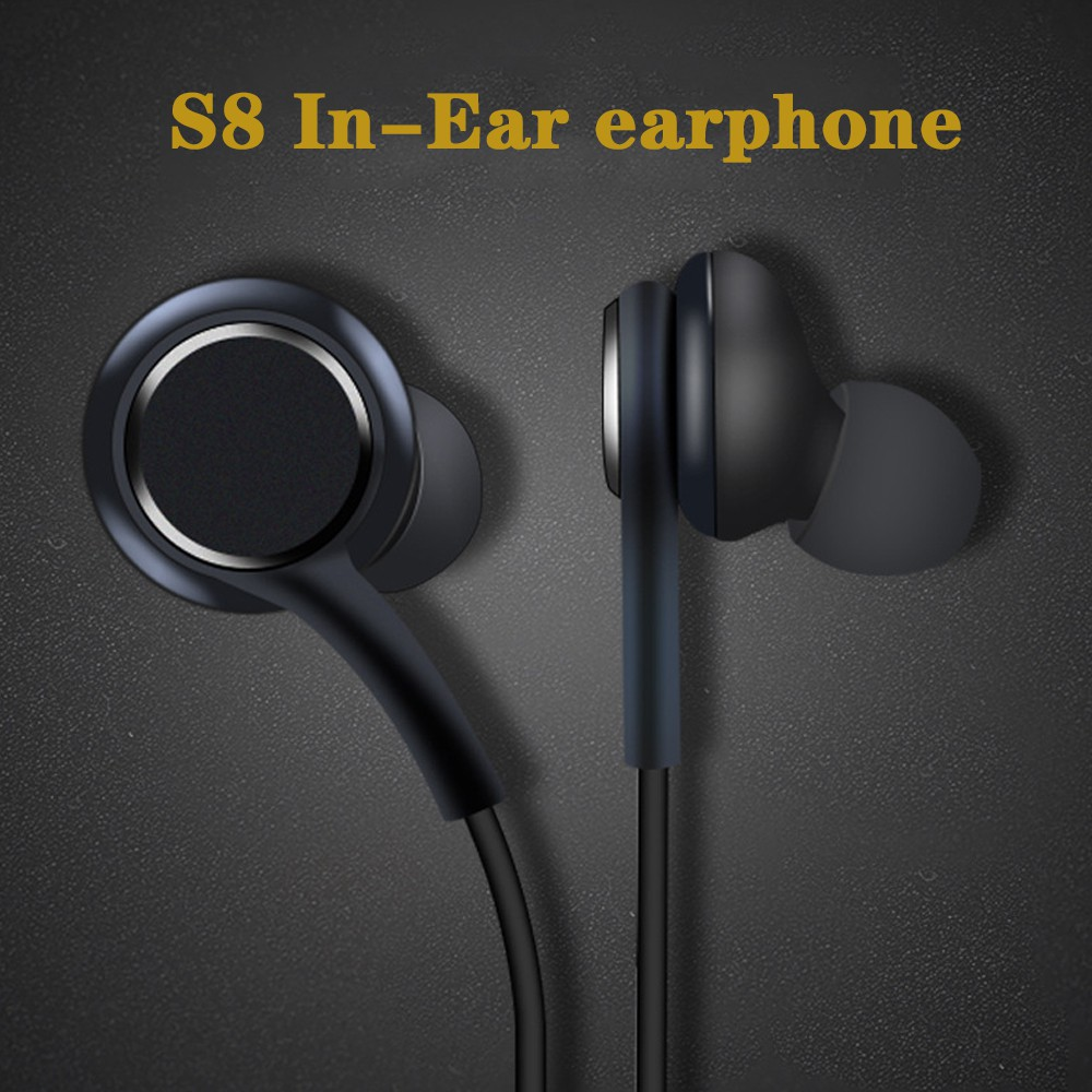 3 5mm Headset Earphone Microphone Volume Control for Smartphonehuawei  xiaomi Samsung Galaxy S10 S9 S8 S7 S6