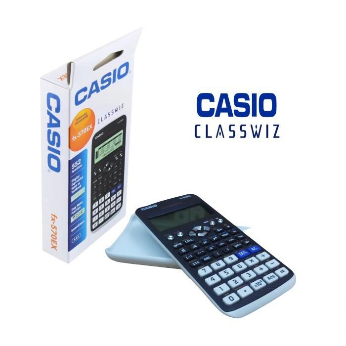 Casio Scientific Classwiz Calculator fx-570EX 552 Functions(OEM)