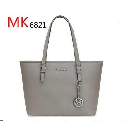 69acdf4d5d Ready Stock Michael Kors Handbag Cross-Grain PU Ladies Hand Shoulder MK Bag  6821