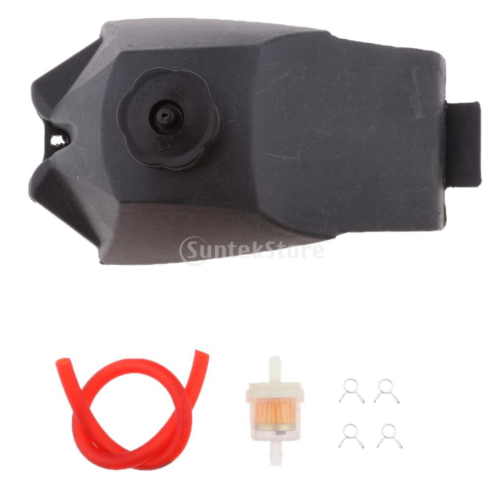 Gas Petrol Fuel Tank Filter Hose 2 Stroke Mini Pocket Dirt Bike 33 43 47 49cc