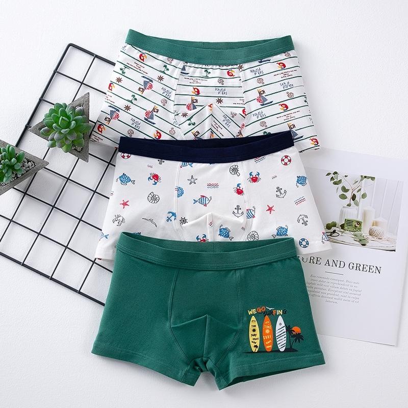 Boys Kids Childrens Boxer Shorts Pants Underpants Trunks Superman 4-10