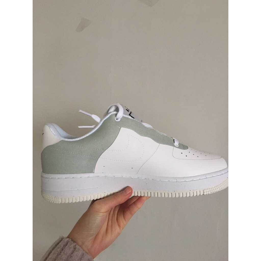 new arrival 24abf b20df ☘️carry☘️, Nike Air Force 1 Low mens shoes ACW white and gray stitching  Running shoes 39-46