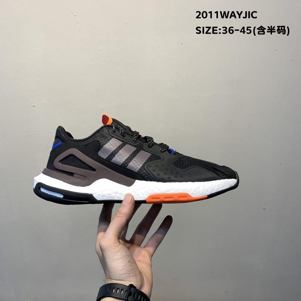 Adidas Day Jogger Nightcrawler Ii Popcorn Outsole Retro Running Shoes Shopee Malaysia