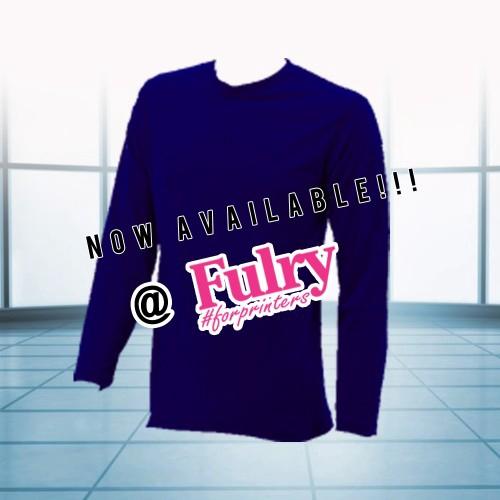 11537d2c79fa08 Foursquare Unisex Round Neck Long Sleeve T-Shirt Malaysia (Black)   Shopee  Malaysia