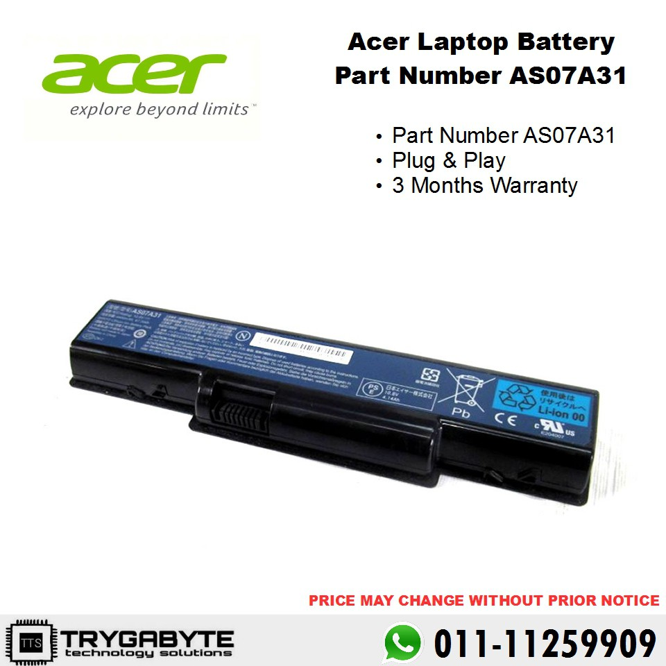 Laptop Lenovo Ideapad Battery Part Number L12l4a02 Batre Leptop Z470 Replacement Shopee Malaysia