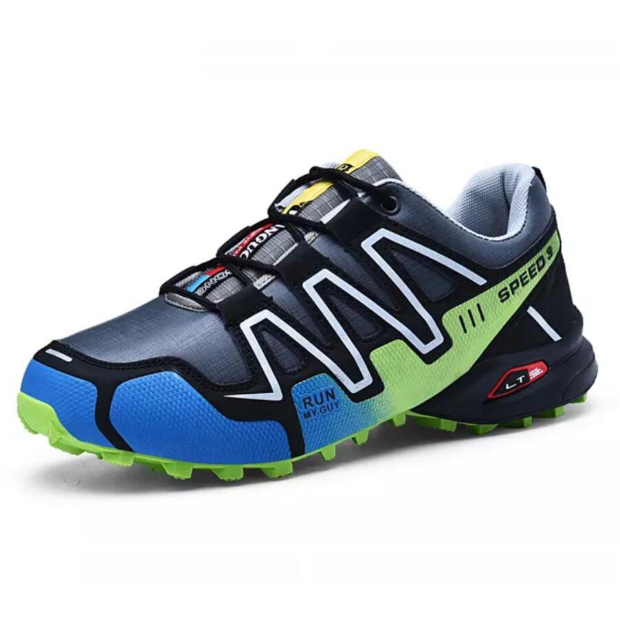 acc295c2fe Sports Shoes Men Hiking Shoes Solomon Trekking Sneakers For Men